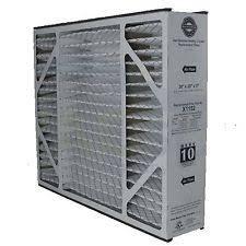 lennox 63k8901. 2 pack - lennox x1152 merv 10 filter 20\ 63k8901