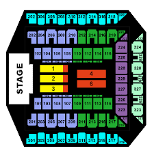 Royal Farms Arena Detailed Seating Chart Tampa Bucs Stadium Online Charts Collection