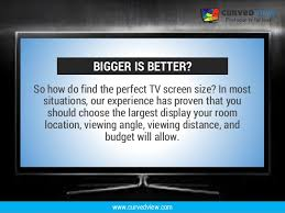 What Size Tv Should I Get The Tv Screen Size Guide