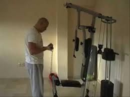 Exercise Routines York 401 Multi Gym Exercise Routines