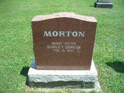 Shirley Doreen Morton (1937-1937) - Find A Grave Memorial