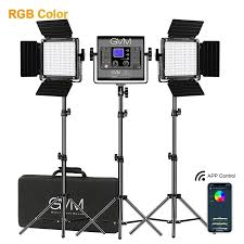Light Function Download Gvm 800d Rgb Led Studio Video Light With Smart Wifi Mobile