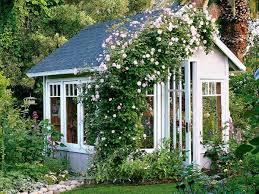 Fabulous Backyard Cottage Ideas Garden Design Ideas Small Sheds And Cottages  For A Cozy Retreat
