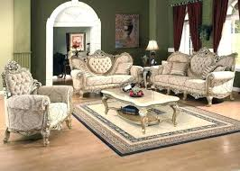 Formal Living Room Furniture Sets Chic Traditional Sofa Sets Ideas