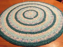 amish knot rug