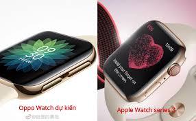 Oppo hé lộ đồng hồ thông minh đẹp như Apple Watch