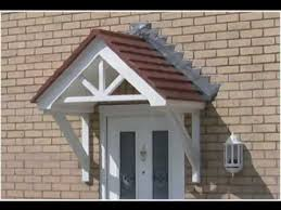 how to make a front doorDoor Canopies delivered to Home Owners Roofers  Builders in the