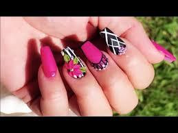 Una de las técnicas es el contraste en este diseño se unan bases negras para destacar el color rosa en el diseño de uñas. Download Youtube Video Convert Youtube To Mp3 Best 2021