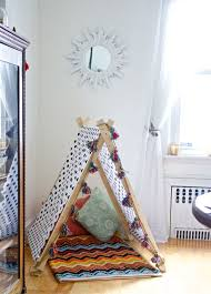 How To Make A Tent Make Your Own Tent With Tassels Ramshackle Glam