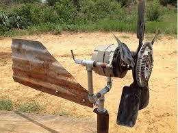 homemade generator. DIY Wind Generator Homemade E
