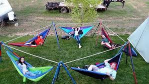 diy eno hammock stand