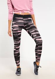 Only Clothing Dublin Only Play Onpzeus Tights Black Women