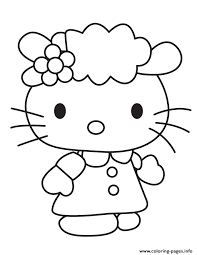 Small Picture sanrio cute hello kitty friend Coloring pages Printable