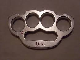 Wooden Knuckles Weaponcollectors Knuckle Duster And Weapon Blog