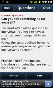 101 Hr Interview Questions And Answers
