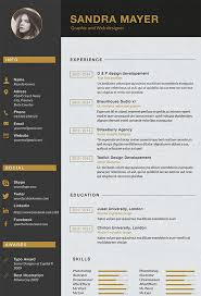 Resume Samples For Graphic Designers Beautiful Example Graphic