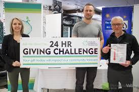 24-Hour Giving Challenge Helps Raise Over $100,000 For Pembina Valley -  PembinaValleyOnline.com