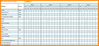 Free Printable Employee Schedule Scheduling Template
