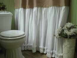 bathroom burlap shower curtain country shower curtains for the inside proportions 1500 x 1125