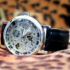 Image result for rolex skeleton automatic
