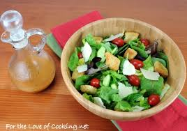 simple mixed green salad. Exellent Simple Mixed Green Salad With An Italian Vinaigrette Inside Simple