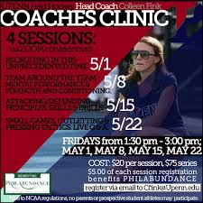 """Colleen Fink on Twitter: """"Our 4 Part Zoom Coaches Clinic has ..."""