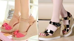 Latest Footwear Design Latset Womens Designer Sandals Stylish Platform Sandals