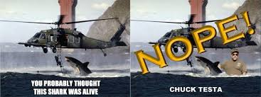 Nope! Chuck Testa   Know Your Meme via Relatably.com