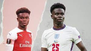 Euro 2020: Bukayo Saka - who is the A* student who has been dazzling  England fans? | UK News