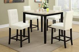 faux stone top dining table. 5pc raxford cream stone slate table top counter height dining set faux g