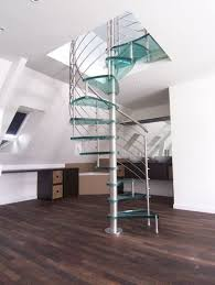 020 glass staircase opening