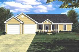 141 1152 3 bedroom 1400 sq ft country house plan 141 1152 front