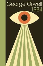 owen davy george orwell 1984 bookcover