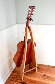 how to make a folding guitar stand pretty handy girl for wooden stands plans wood p wooden guitar stand