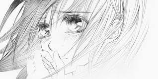 תוצ�ת ת�ונה עבור anime cry black white�