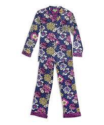 Vera Bradley African Violet Pajama Set
