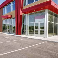we provide commercial exterior painting services to customers in the following industries