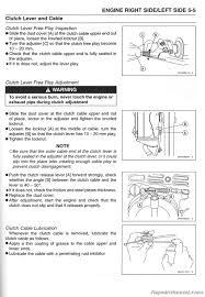 1999 2006 kawasaki klx250 service manual supplement KTM 250 at Klx 250 Wiring Diagram