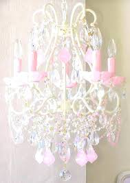 pink and white chandelier large pink chandelier 5 arm chandelier with opal pink crystals white and pink and white chandelier