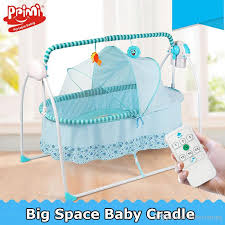 Fashion Electrical Baby Crib/Baby Cradle, Electric Baby Rocker ...