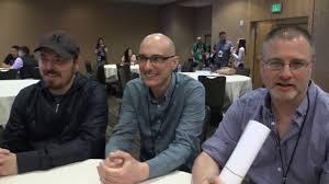SDCC 2018: Young Justice Outsiders - Greg Weisman, Brandon Vietti, Phil  Bourassa - YouTube