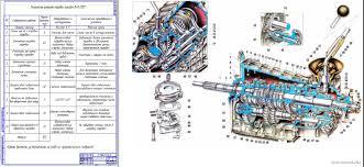 Курсовые и дипломные работы автомобили расчет устройство  Курсовая работа колледж Технология ремонта коробки передач ВАЗ 2107