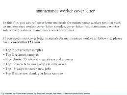 Cover Letter For Warehouse Resume Bank