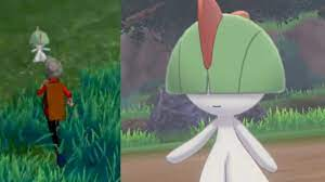 How to Catch RALTS Early-Game (Rolling Fields) - Pokemon Sword & Shield -  YouTube