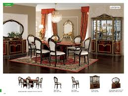 marvelous italian lacquer dining room furniture. Dining Room Furniture Classic Formal Sets Luxor Day Mahogany Marvelous Italian Lacquer 1