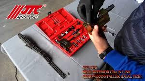 JTC 4476 - <b>Набор инструментов</b> для <b>разъединения</b>/соединения ...