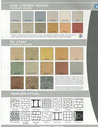 Pacific Polymers Color Chart Colors West Coast Deck Waterproofing