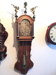on ebay this antique dutch friesian notaris folklore weight driven wall clock moon phase on art deco wall clock ebay with antique dutch friesian notaris folklore weight driven wall clock