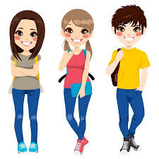 Image result for free teenage clipart images