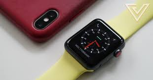 cellular apple watch 3